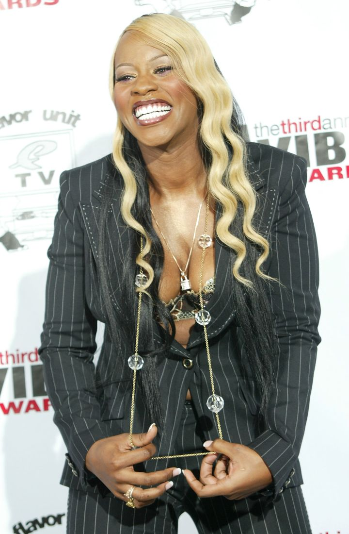 At The VIBE Awards in 2005.