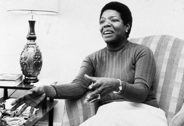 """""""My great hope is to laugh as much as I cry; to get my work done and try to love somebody and have the courage to accept the love in return."""" -Maya Angelou"""