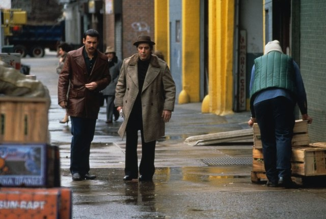 "The Last Movie Biggie Saw Was ""Donnie Brasco"""