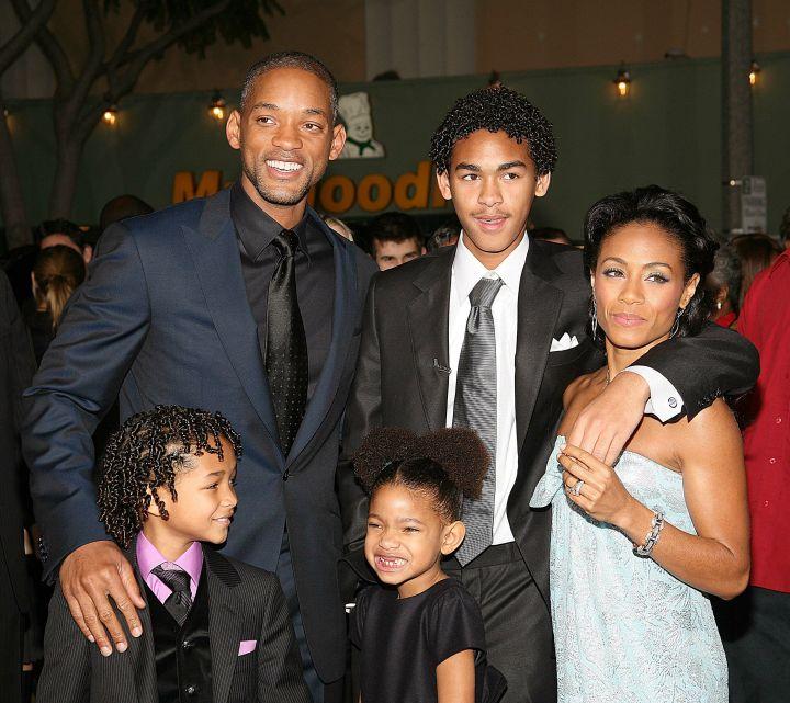 Smith Family Portrait.