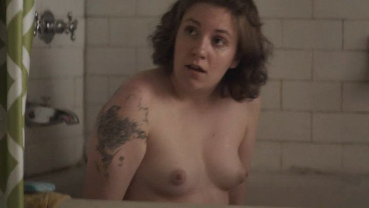 Breast-baring and all, Lena Dunham is the queen of nudity.