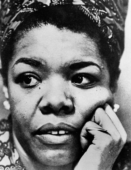 """If you don't like something, change it. If you can't change it, change your attitude. Don't complain."" -Maya Angelou"