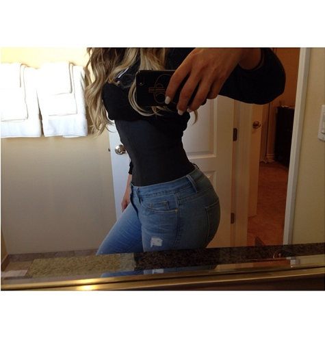 That ass being humble.