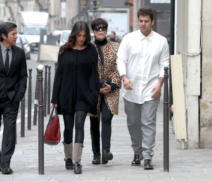 Rob Kardashian April 2013.