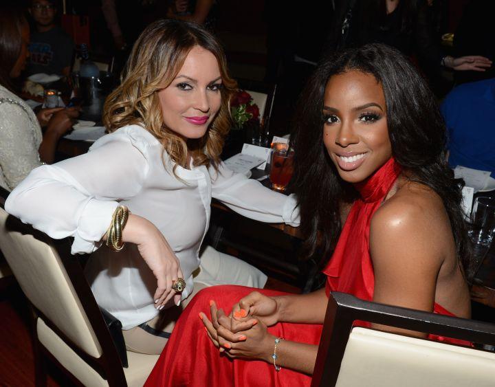 Angie & Kelly Rowland
