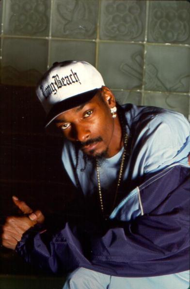 The real OG Snoop Doggy Dogg.