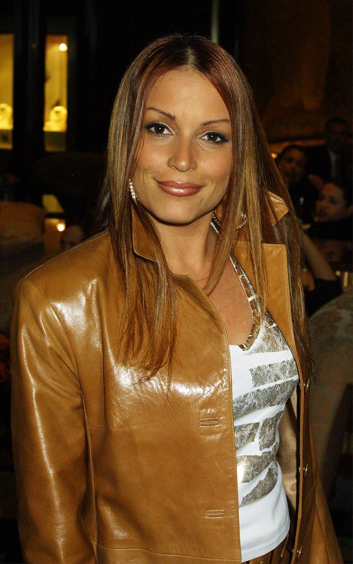 Angie In The Early 2000s