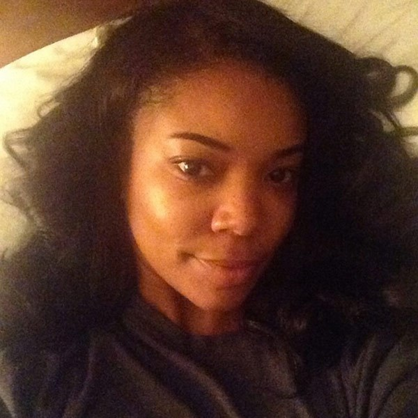 Gabrielle Union is a natural beauty who ages like fine wine.