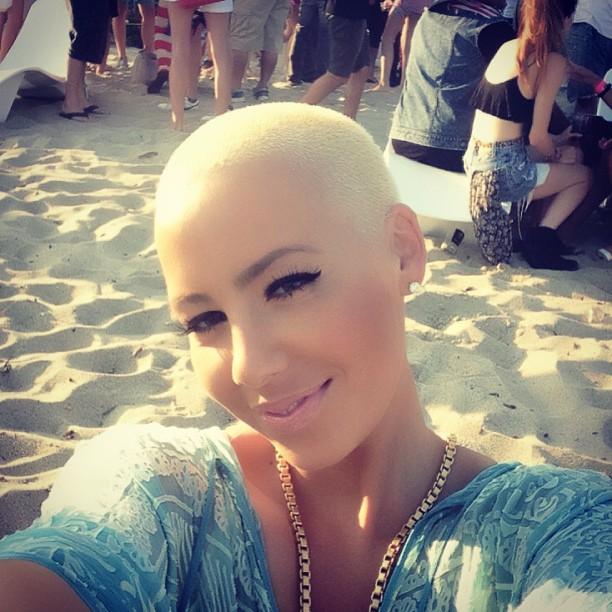 Selfies on the beach!