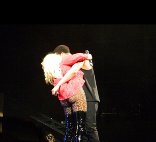 Loving On Miss Minaj.