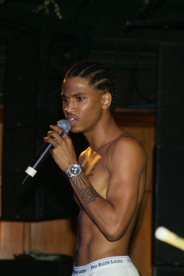 Shirtless Trigga Back In 2005.