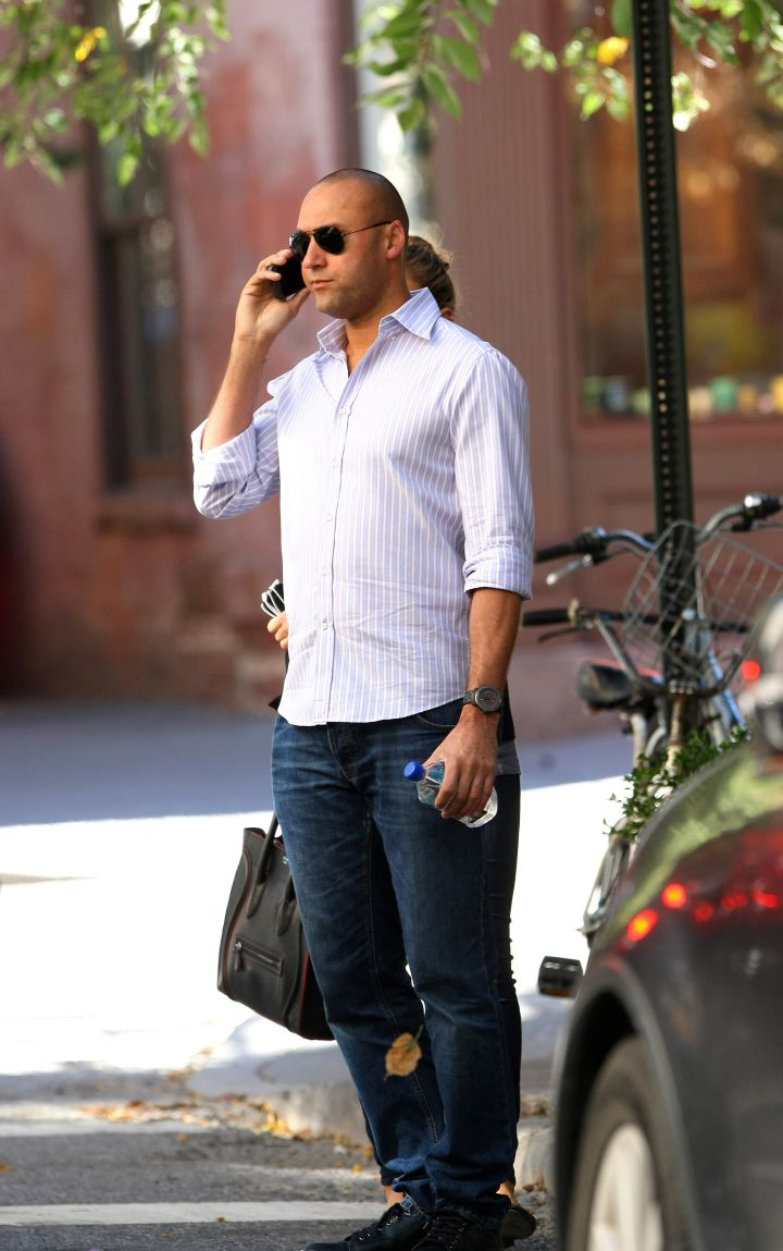 His street style is everything.