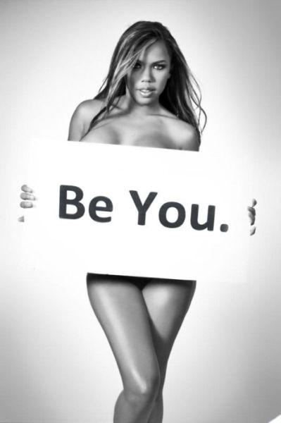Former 3LW's Kiely Williams for the Be You campaign.