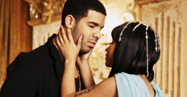 Drake Wishing He Could Have That Moment For Life.