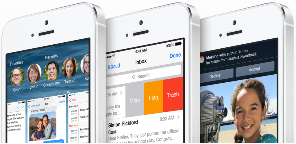 Apple - iOS 8