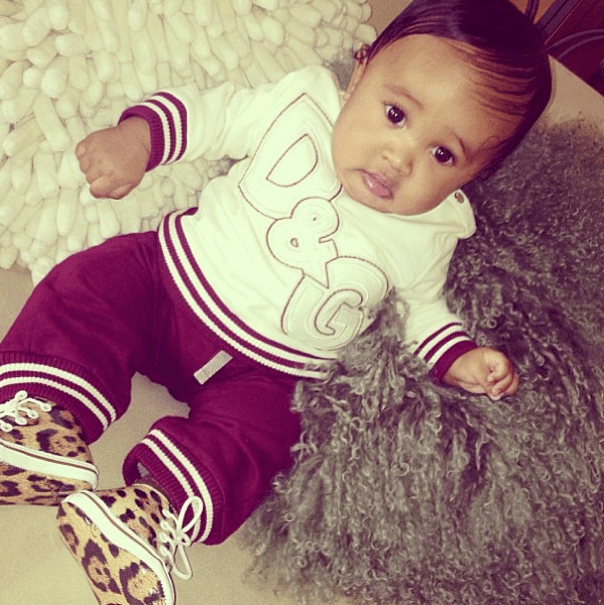 Baby Cairo.