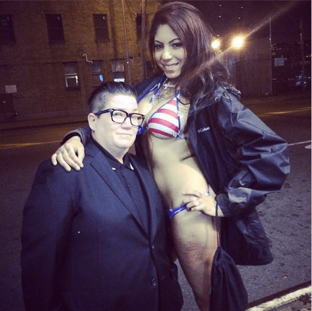 "Lea DeLaria Isn't Much Different From Her Character ""Big Boo."""