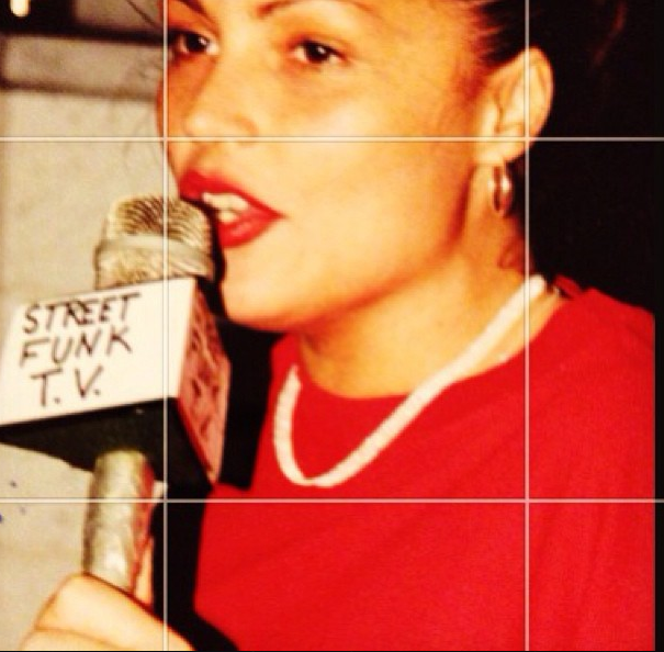 Angie During Her Street Funk TV Days…