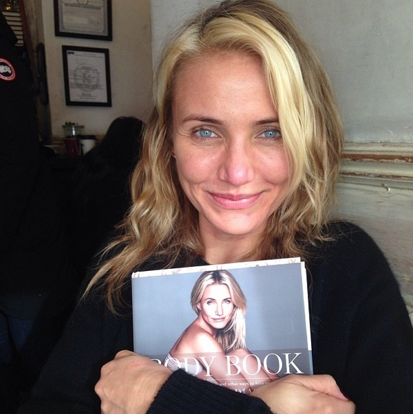 Cameron Diaz is beyond bare and beautiful.