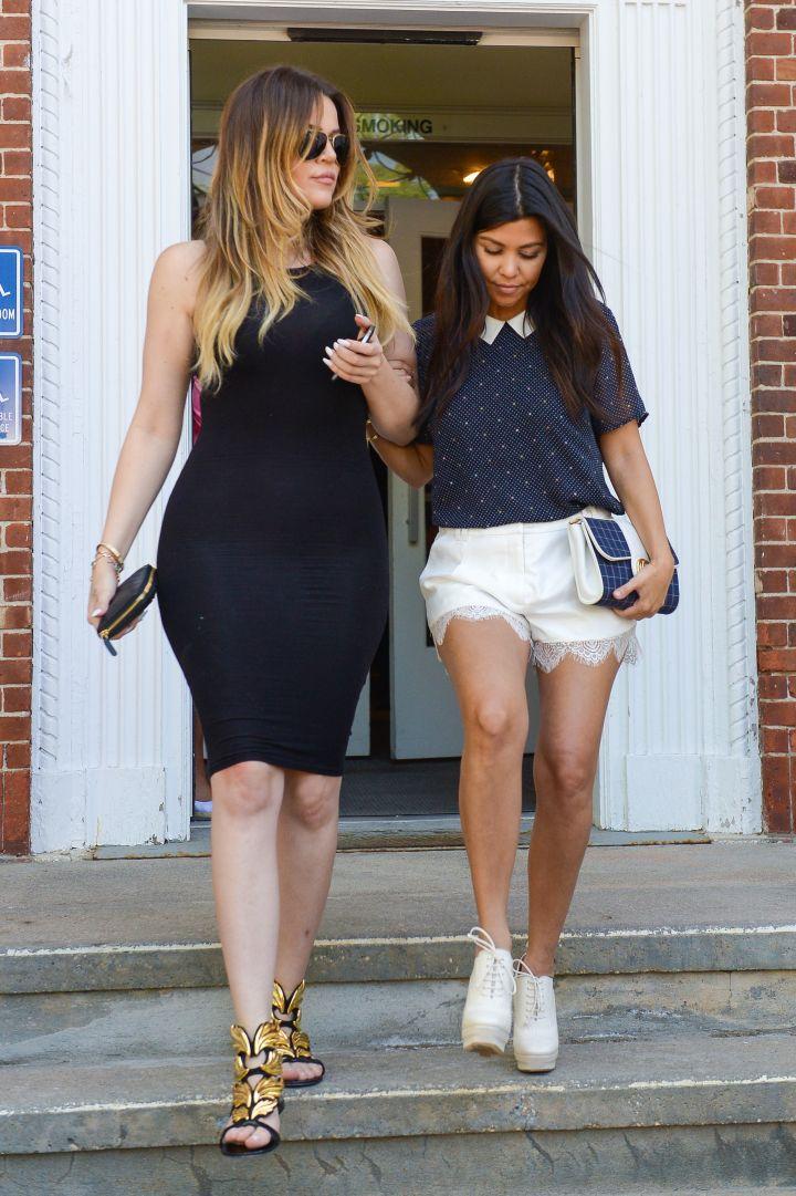 The Kardashians take over the Hamptons.