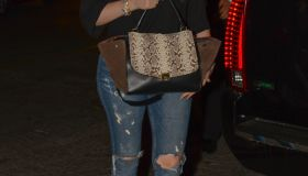 khloe kardashian french montana much music awards after party