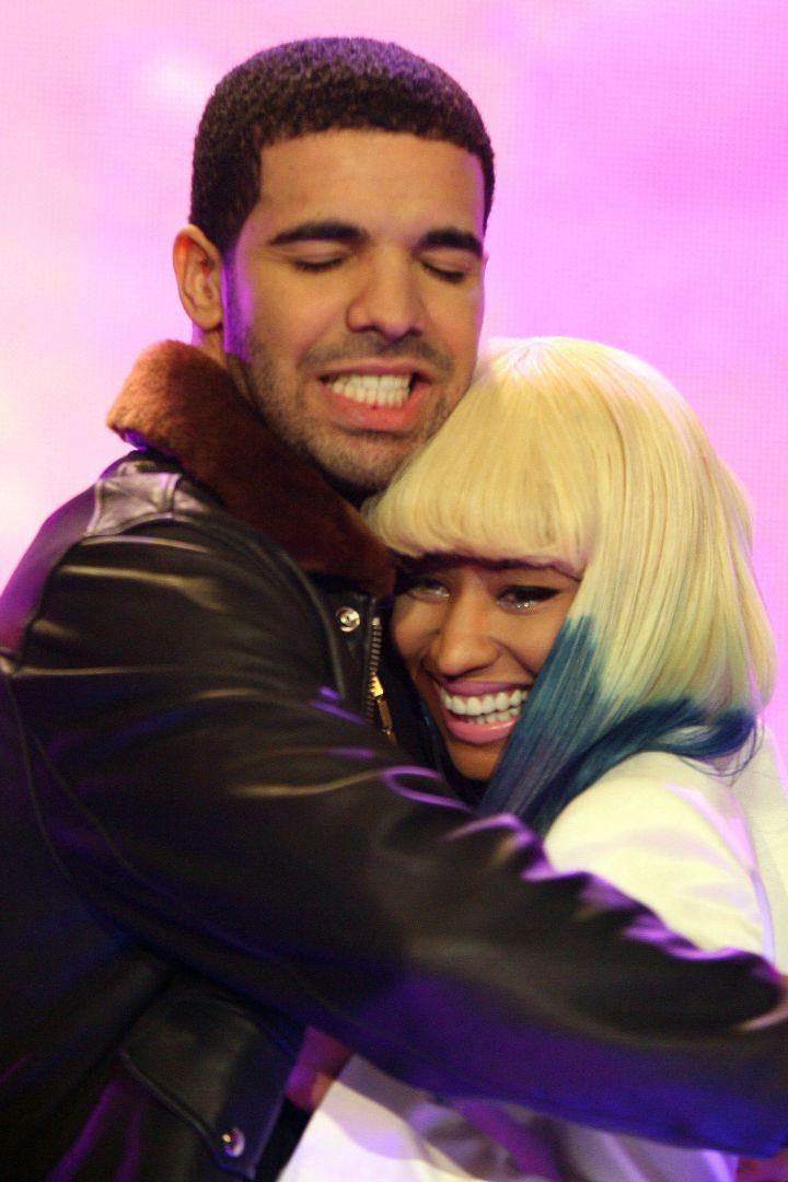 Drake Loves Him Some Nicki.