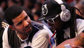 drake lil wayne 2012 NBA All-Star Game
