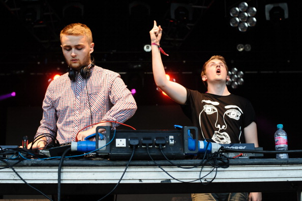 "Disclosure's debut album ""Settle"" has topped the Billboard charts as well."