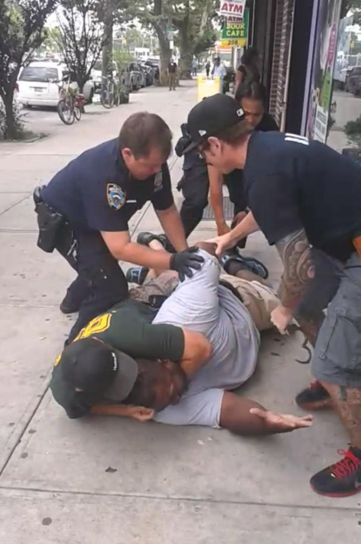 Eric Garner, 43, Killed July 2014 In NYC