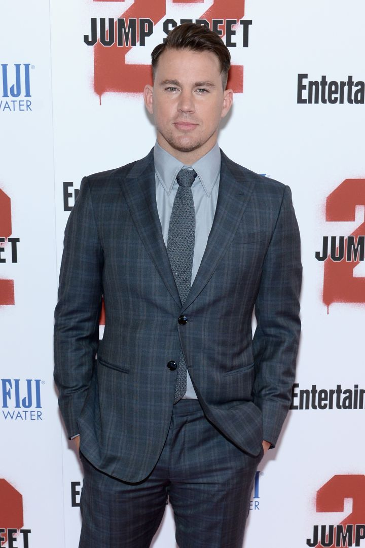 """""""22 Jump Street"""" actor Channing Tatum was once an exotic dancer before he started his acting career. """"Magic Mike"""" was loosely based on his come up."""