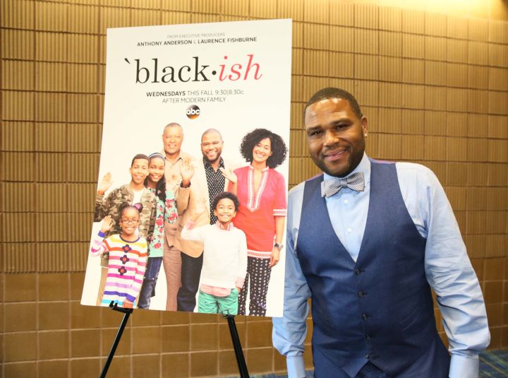 """Anthony Anderson stops by the Essence Festival to talk about his new sitcom, """"Black-ish."""""""