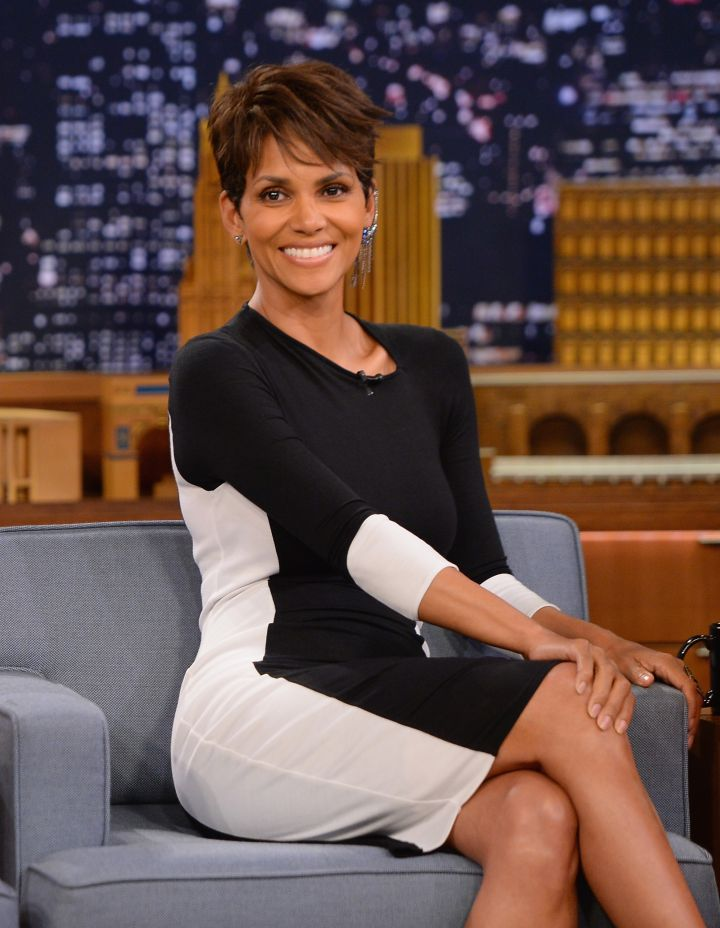 Halle Berry: The incredible actress was a beauty queen and worked at a Higbee's as a store clerk.