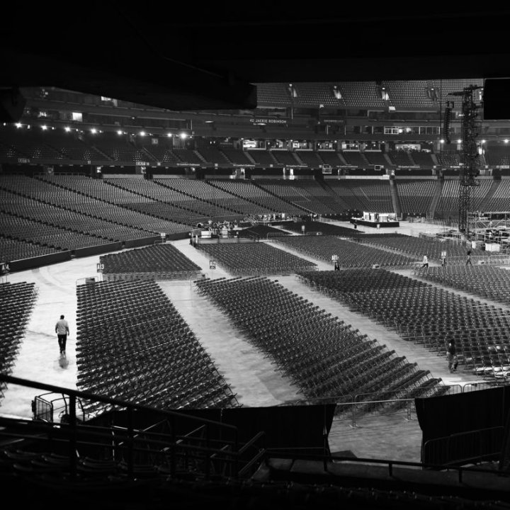Check out the Rogers Centre in Toronto, Canada.