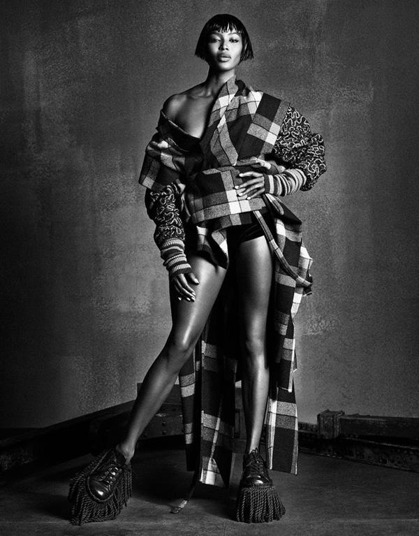 Naomi Vogue Japan