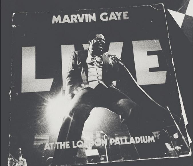 He's A Marvin Gaye Fan
