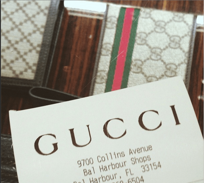 Guilty For Lovin' Gucci…But Who Isn't?