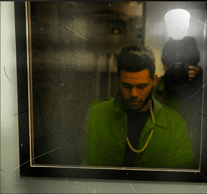 The Weeknd's Thursday Hair