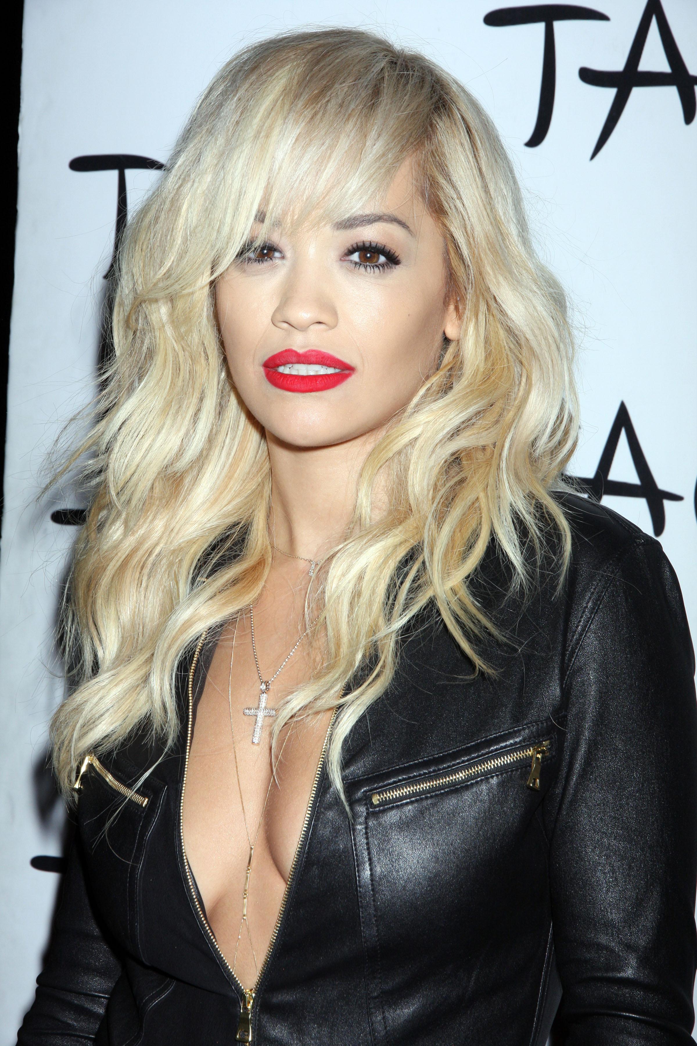 Rita Ora hosts TAO Nightclub in Las Vegas, NV