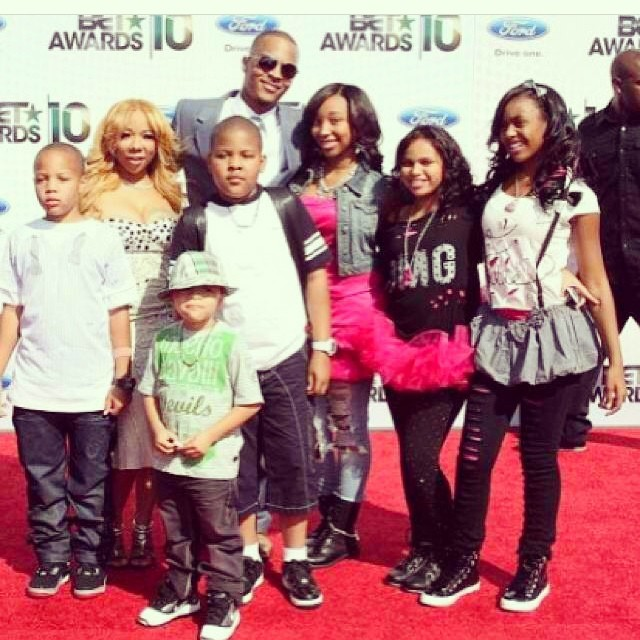 The Harris Clan hit the BET Awards red carpet.