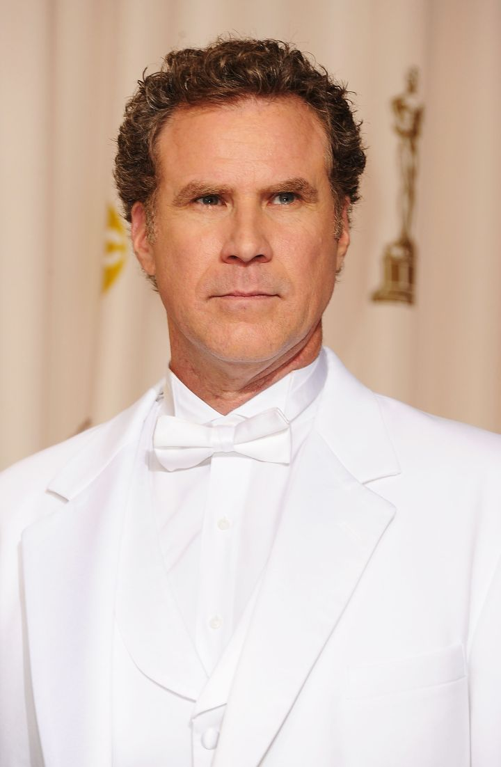 Before making people laugh on SNL and in the theaters, Will Ferrell was a car valet in California.
