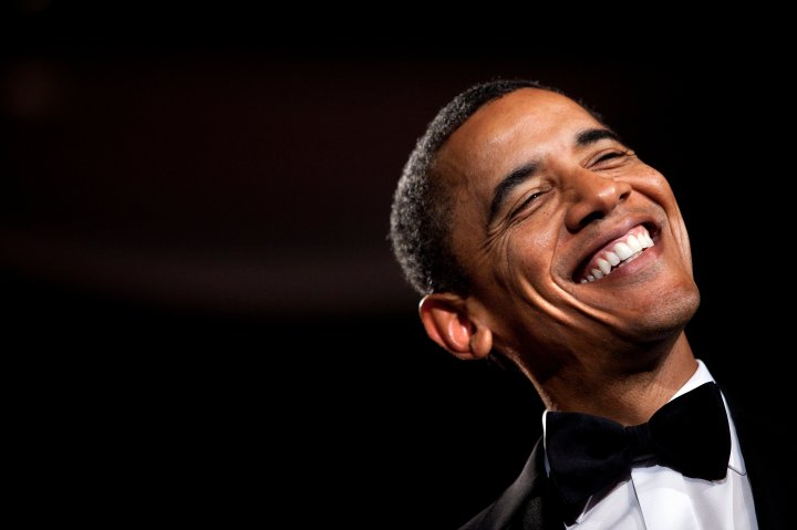 Is Obama cheesy or nah?