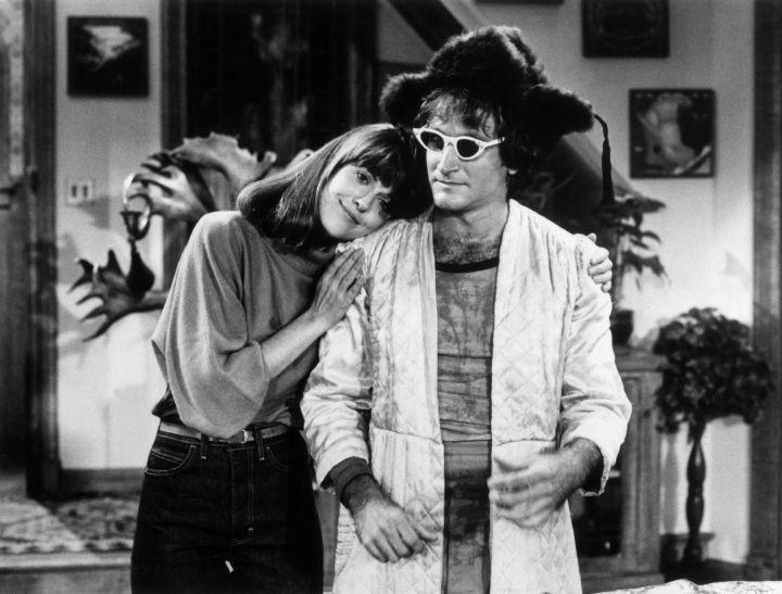 Robin Williams, Mork & Mindy, 1979