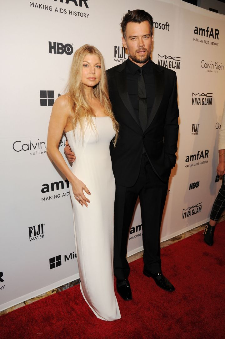 """Josh Duhamel met his now-wife Fergie when they co-starred in the show """"Las Vegas."""""""