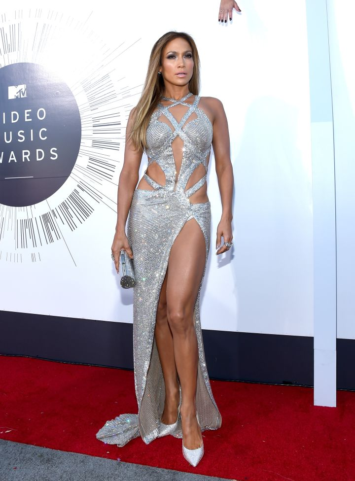 J.Lo is still dropping albums and slaying our lives at 45.