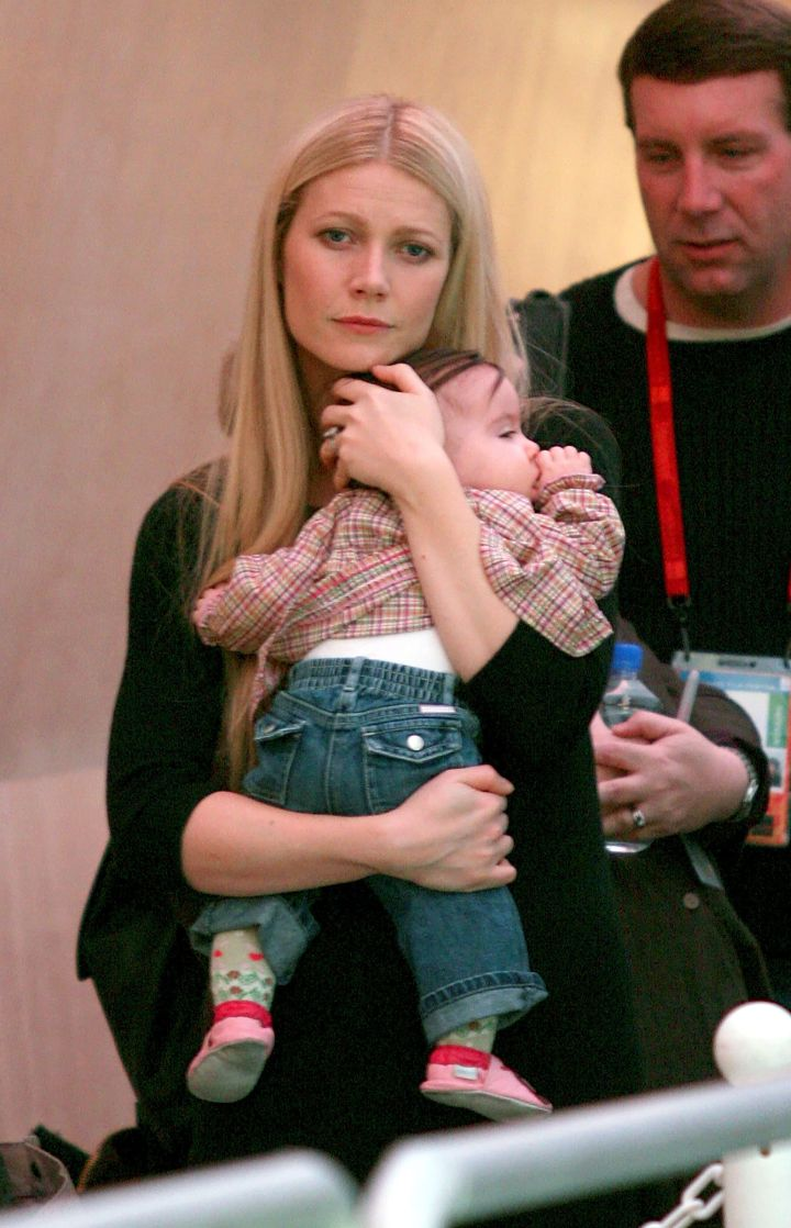 Gwyneth Paltrow often boasts about the benefits of nursing.