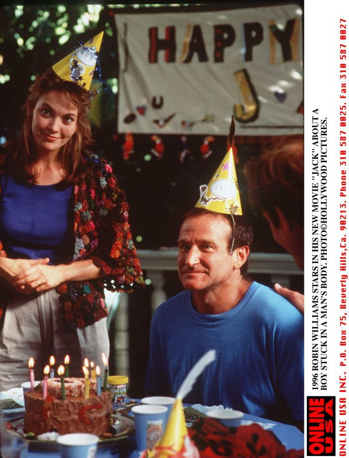 Robin Williams, Jack, 1996