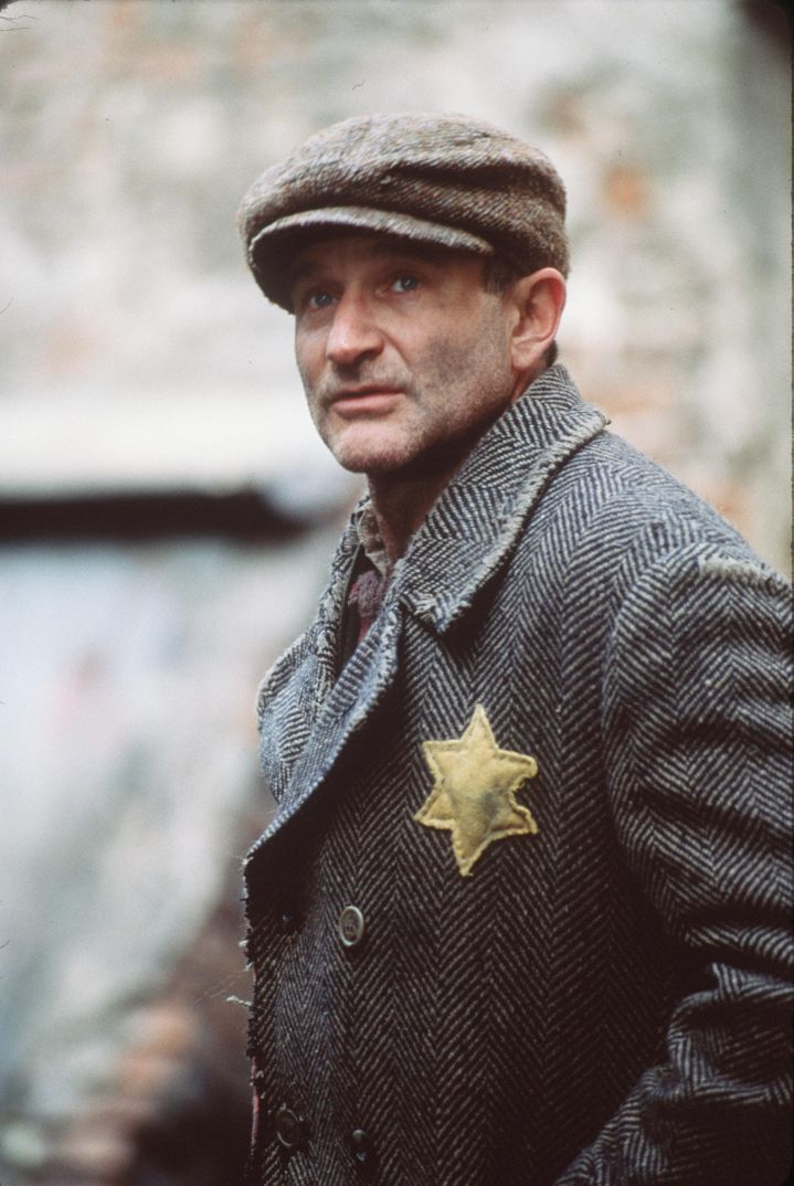 Robin Williams, Jakob the Liar, 1999