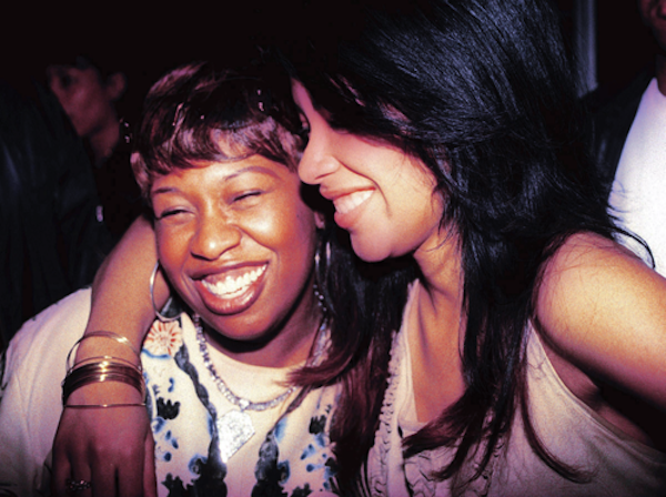 Aaliyah and Missy Elliot were music partners and great friends.