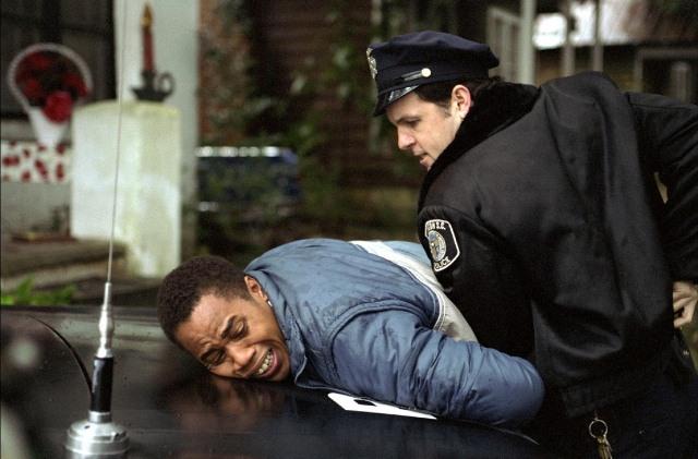 """An arrest scene in the classic """"Boyz In The Hood."""""""