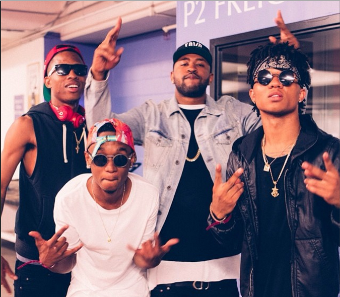 Rae Sremmurd Are Signed To Mike WiLL's Ear Drummer label & Interscope.